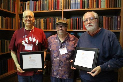 Hilside Fellowship Award Recipients 2016
